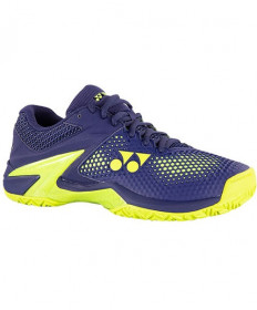 Yonex Men's Power Cushion Ecliption 2 Shoes Navy/Yellow SHTELS2EX-NY