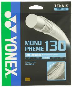Yonex Monopreme 130 White 1.30 String TGMP130-011