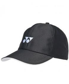 Yonex Sports Cap Hat Black W-341BK