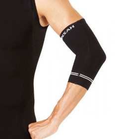 Zensah Compression Elbow Sleeve Single Black 6061-100