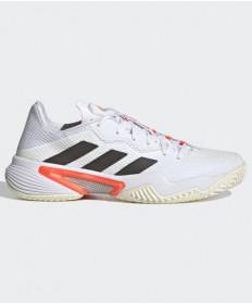 Adidas Men's Barricade 2021 Shoes TOKYO White/Red FZ3935