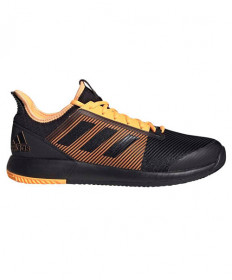 Adidas adizero Defiant Bounce 2 Mens Black/Orange G26630