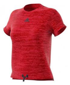 Adidas Match Code Tee Women's Scarlet DW8872