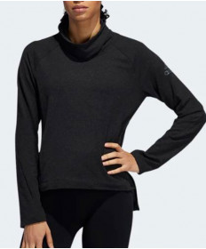 Adidas Women's Cozy Cover Up-Black EA3376