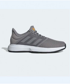 Adidas Gamecourt Mens Grey/White