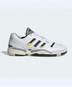 Adidas Torsion Comp Men's White/Black/Yellow