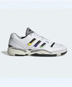 Adidas Torsion Comp Men's White/Black/Yellow