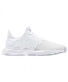 Adidas Women's Game Court Shoes White EG2016