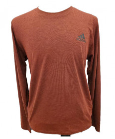 Adidas Men's Freelift Training Longsleeve- Action Red FR9859
