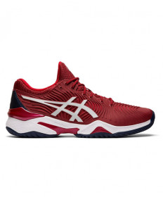 Asics Gell Court FF 2 Novak Men's Burgandy 1041A089.600