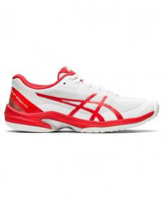 Asics Gel Court Speed FF Women's White/Fiery Red 1042A080-105