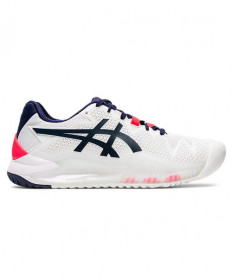 Asics Gel Resolution 8 Women's White/Peacoat 1042A072-103