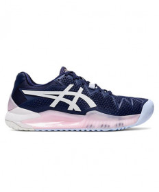 Asics Gel Resolution 8 Women's Peacoat/White 1042A072-401