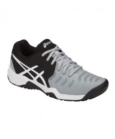 Asics Gel Resolution 7 Junior Black/Grey C700Y.9690