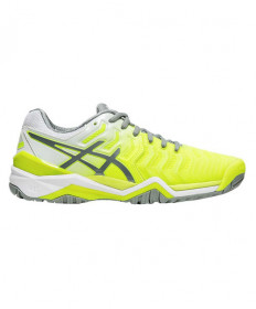 Asics Gel Resolution 7 Women's Yellow/White E751Y.750