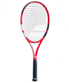 Babolat Boost S Tennis Racquet (Pre-Strung) White/Red 121210-313