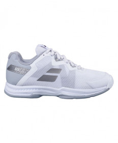 Babolat Women's SFX 3 AC Shoes White/Silver 31S20530-1019