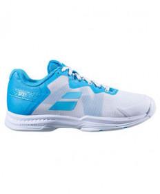 Babolat Women's SFX 3 AC Shoes Scuba Blue 31S20530-4070