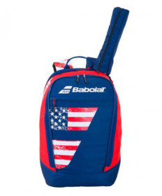Babolat Club USA Flag Backpack Red/Wht/Blue 753087-209MY