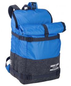 Babolat Evo 3+3 Racquet Holder Backpack Bag Blue/Grey 2020 753090-211