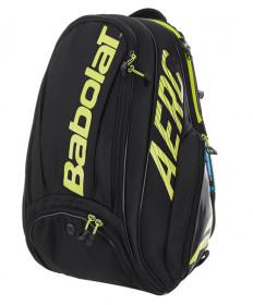 Babolat Pure Aero Backpack Black/Yellow 2020 753094-142