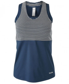 Bolle High Society Racerback Tank-Navy 8427-8250