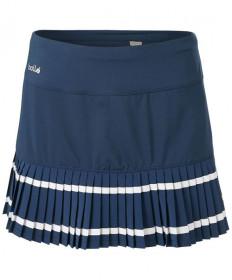 Bolle High Society Pleated Bottom Skirt-Navy 8607-8250