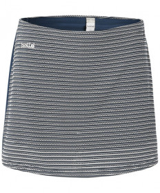 Bolle High Society 13.5in PRINT SKIRT-Navy Print