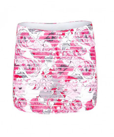 Bolle English Rose Print Skirt-8668-0110