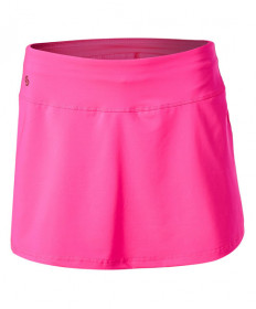Cross Court Neon Lace Skirt-Knockout Pink 8614-7503