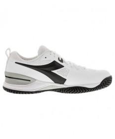 Diadora Speed Blushield 4 AG Men's White/Black 175582-C0351