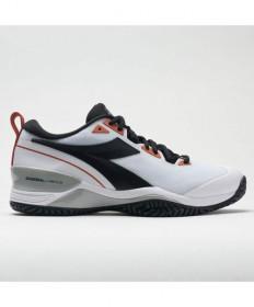 Diadora Speed Blushield 5 AG Men's White/Black/Orange 176940-C9105