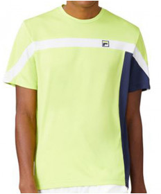 Fila Men's PLR Crew- Acid Lime TM016279-368