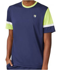 Fila Men's PLR Singles Crew- Blueprint TM016281-919