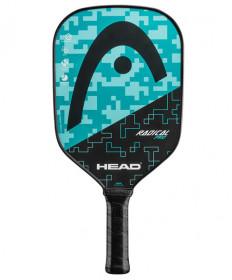 Head Radical Pro Pickleball Paddle Teal/Black 226150