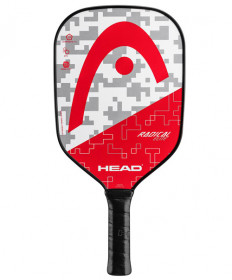 Head Radical Elite Pickleball Paddle Red/Grey 226160