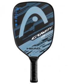 Head Gravity Lite Pickleball Paddle Blue/Grey 226330