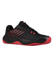 K-Swiss Aerocourt Men's Red/Black 06134-073