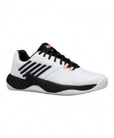 K-Swiss Aerocourt Men's White/Black/Orange 06134-134