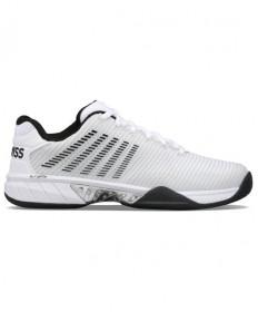 K-Swiss Hypercourt Express 2 Men's Tennis Shoes Barely Blue/Wht/Blk 06613-423