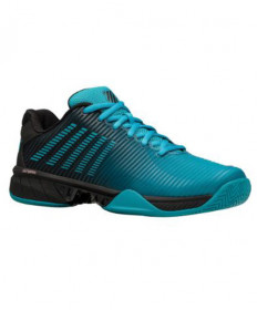 K-Swiss Hypercourt Express 2 Men's Black/Blue 06613-426