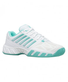 K-Swiss Bigshot Light 3 Women's White/Blue 95366-121