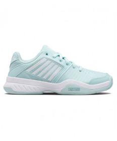 K-Swiss Court Express Women's Tennis Shoes Blue/White 95443-415