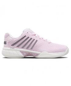 K-Swiss Hypercourt Express 2 Women's Tennis Shoes Orchid/White/Black 96613-581