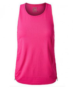 Lucky in Love Airy Cinch Tank- Shocking Glow CT472-645
