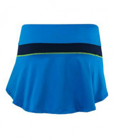 Lucky In Love Pulse Running Skirt-Paradise Blue CB276-450