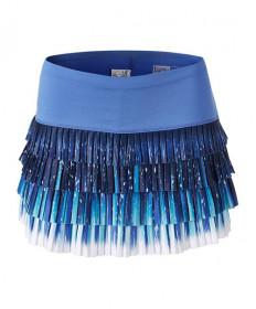 Lucky In Love Aura Pleated Skirt-Paris Blue CB339-835434