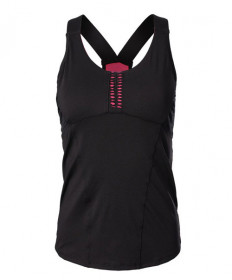 Lucky In Love Wave Runner Cami-Black CT574-001
