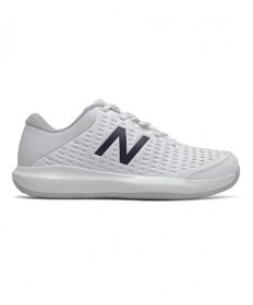 New Balance Women's WC696 D WIDE Shoes White WCH696W4