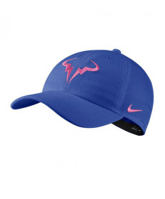 Nike Rafa Aerobill H86 Cap- Game Royal 850666-480
